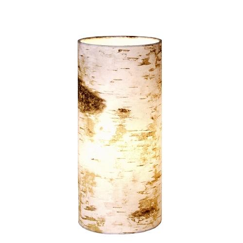 The log table lamp 30 cm