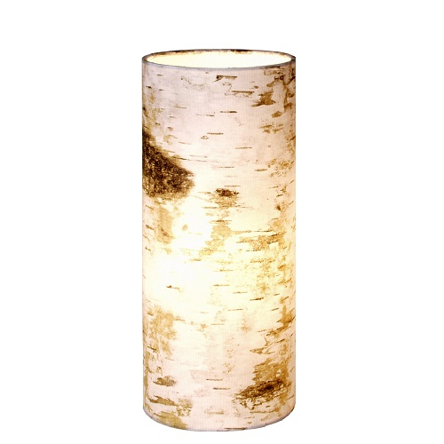 The log table lamp 33 cm