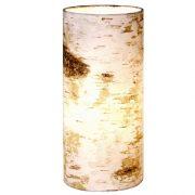 The log table lamp 39 cm